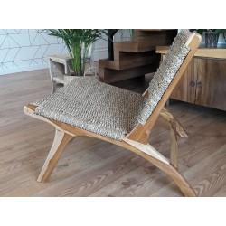 Krzesło tekowe London