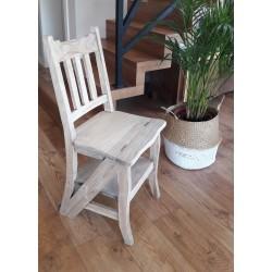 Krzesło Step Rustykalne